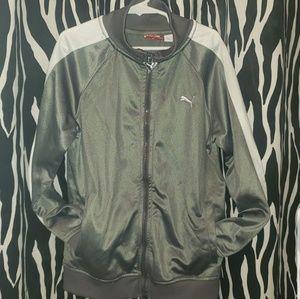 Boys Puma Track Jacket